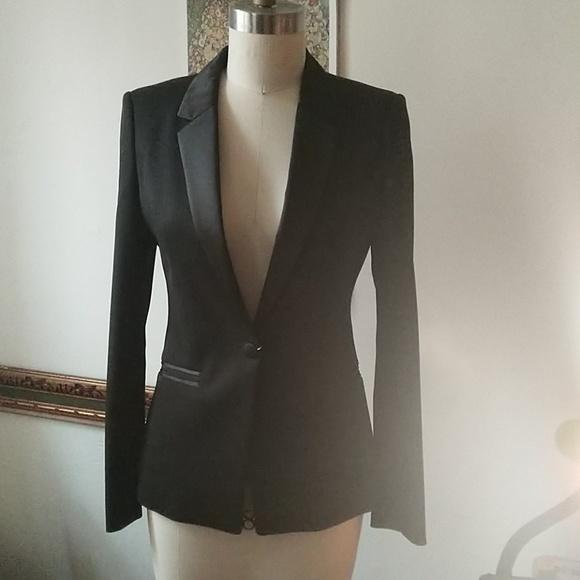 3a0eb3bf876 NWT EC Tailored Women s HUGO BOSS Tuxedo Jacket
